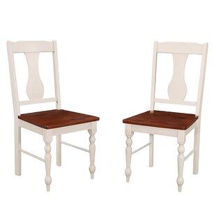 Bay Isle Home Hodslavice Dining Chair (Set of 2)