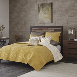 Loftin Cotton 3 Piece Coverlet Set