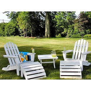 Adirondack 5 Piece Seating Group by POLYWOOD® No Copoun