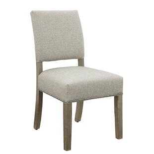 Rader Upholstered Dining Chair (Set of 2) Gracie Oaks