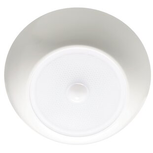 LED Outdoor Flush Mount with Motion Sensor