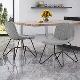 Algona Tufted Upholstered Side Chair (Set of 2) by Brayden Studio®