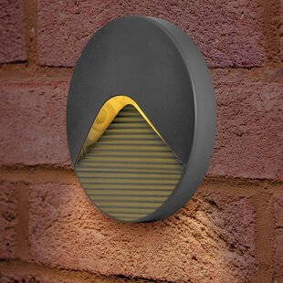 Oubre LED Outdoor Sconce By Sol 72 Outdoor
