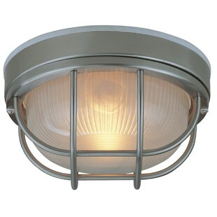 Frederica Outdoor Bulkhead Light