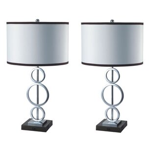 Shilpa Triple Ring 29 Table Lamp (Set of 2)