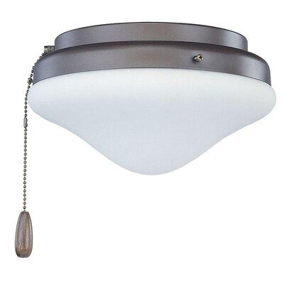 Schoolhouse Ceiling Fan Light Kits You Ll Love In 2020 Wayfair