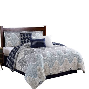 Mexia Reversible Comforter Set