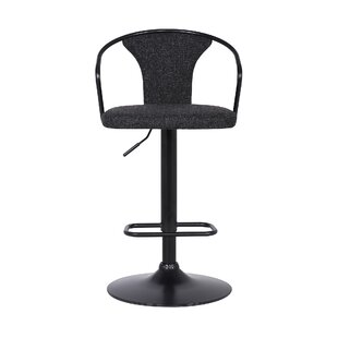 Dakoda Adjustable Height Swivel Bar Stool