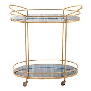 Yentin Bar Cart by Everly Quinn