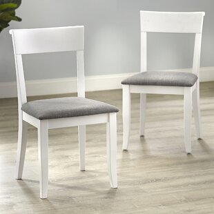 Alfred Solid Wood Dining Chair (Set of 2)