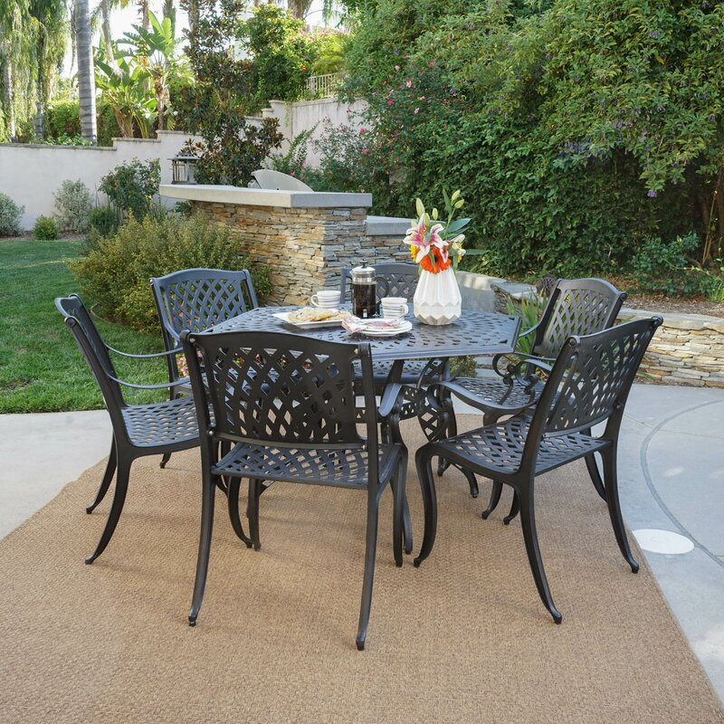Belmont 7 Piece Dining Set
