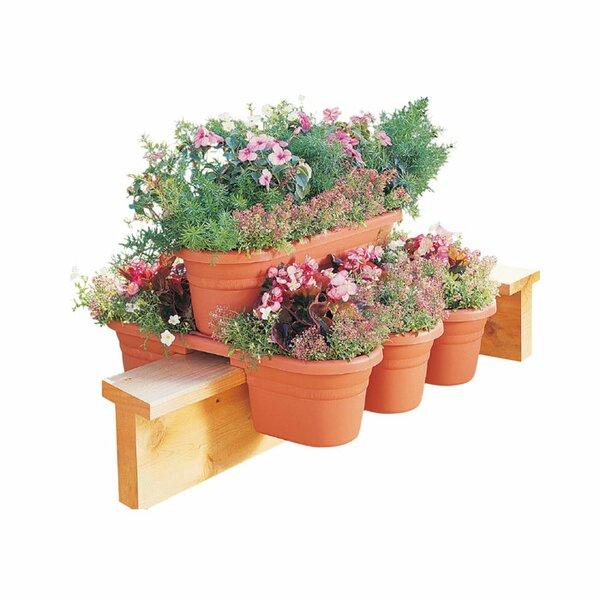 Railing Planters You Ll Love Wayfair
