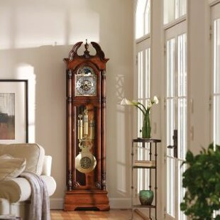 Ramsey 86.25 Grandfather Clock by Howard Miller?