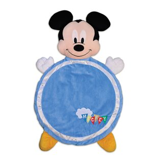 Mickey Mouse Plush Playmat By Kids Preferred