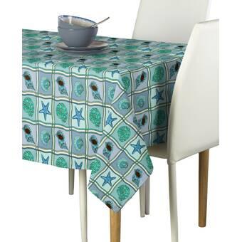 East Urban Home Confetti Hearts Tablecloth Wayfair