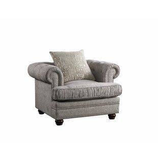 Gracie Oaks Plymouth Armchair