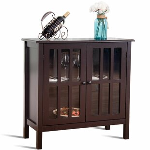 Gonsalez 2 Door Accent Cabinet by Breakwater Bay