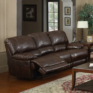 Shop Kennison Reclining Sofa by Flair