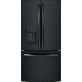 17.5 cu. ft. Energy Star® French Door Refrigerator by GE Appliances