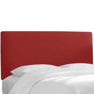 Mistana Florus Slipcover Upholstered Panel Headboard