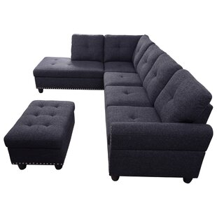 Marnisha Sectional with Ottoman