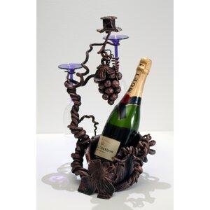 Weinflaschenhalter für 1 Fl. von Eden Garden Group