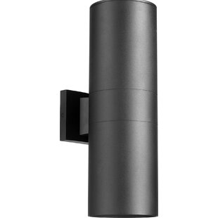 Reviews Ensa 2-Light Outdoor Sconce By Orren Ellis