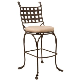 Vine Swivel Bar Stool Kalco