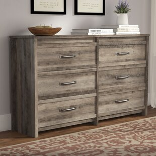 Millom 6 Drawer Double Dresser