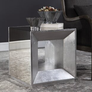 Fraley End Table by Orren Ellis