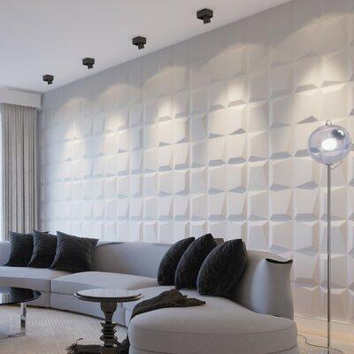 North Brookfield 3D Embossed Paintable Wallpaper Panel Orren Ellis