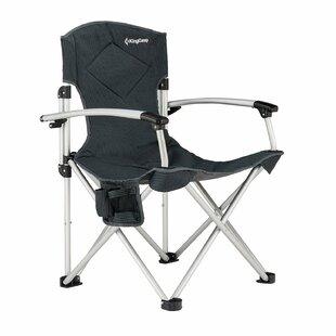 Ami Heavy Duty Folding Camping Chair by Freeport Park