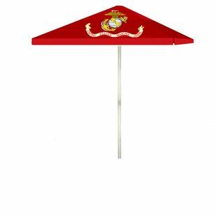 Best of Times 66' Square Market Umbrella