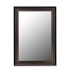 Affordable Coffee Dark Roast Wall Mirror BySecond Look Mirrors