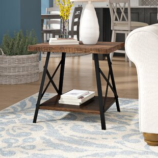 Cranbrook End Table by August Grove
