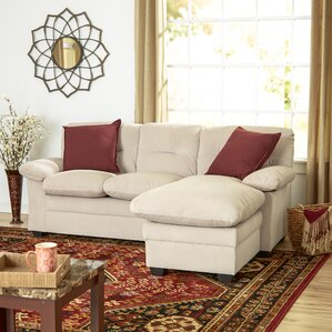 Reversible Sectional by Andover Mills
