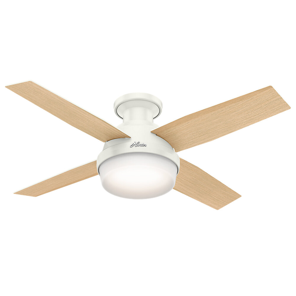 Blade Ceiling Fan With Remote
