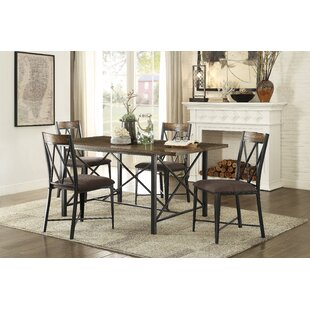 Gracie Oaks Louis Dining Table
