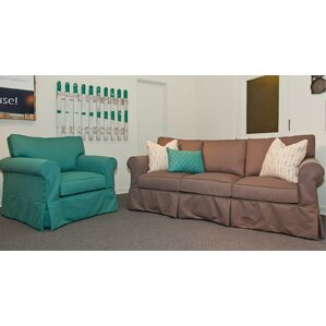 Lexi Configurable Living Room Set by dCOR design