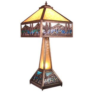 Deer Lodge 29 Table Lamp
