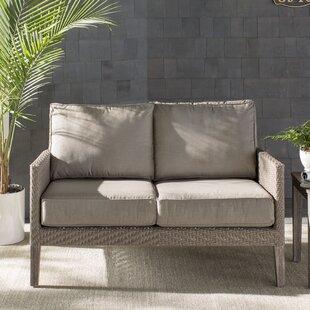 Nishant 6 Piece Sunbrella Sofa Set with Cushions