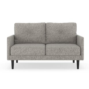 Find Cozine Pebble Weave Loveseat by Corrigan Studio Reviews (2019) & Buyer's Guide