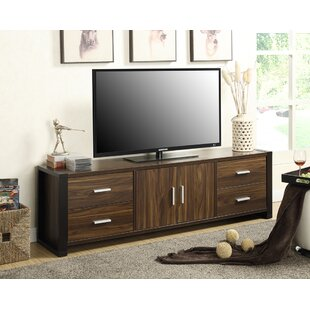 Affordable Grovetown TV Stand for TVs up to 70 by Latitude Run Reviews (2019) & Buyer's Guide