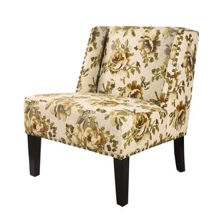 Alcott Hill Bluff Slipper Chair