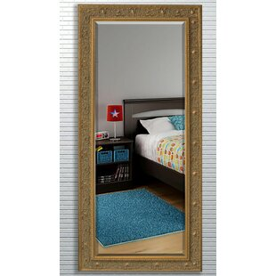 Where buy  Wood Frame Beveled Wall Mirror By Darby Home Co