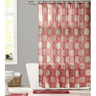 Best Reviews Hopewell Valley Shower Curtain Set By Red Barrel Studio