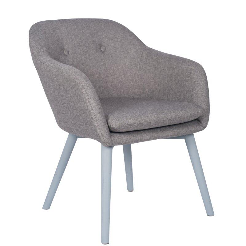 Norden Home Mclean Wooden Tub Chair | Wayfair.co.uk