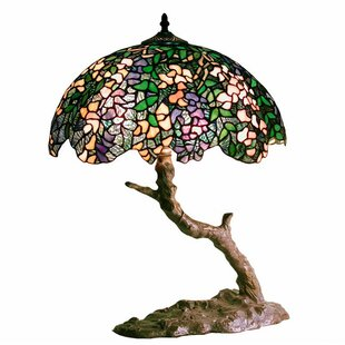 Buying Green Bonsai  25 Table Lamp By Warehouse of Tiffany