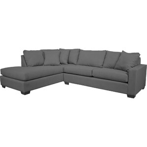 Hannah Sectional  sc 1 st  Wayfair : gray sectional sofa - Sectionals, Sofas & Couches