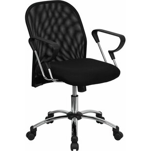 Reviews Dunson Mesh Task Chair by Ebern Designs